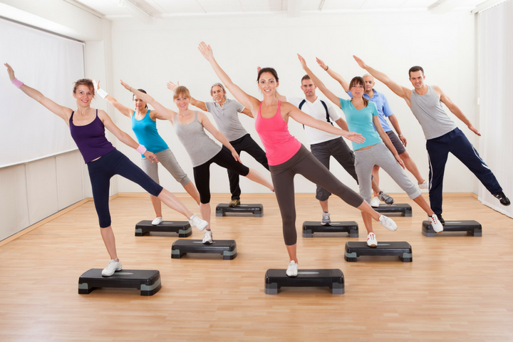 Uplift Your Mood And Get Fit With Aerobics