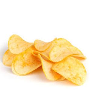junk food potato chips
