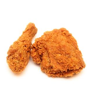 junk food fried chicken