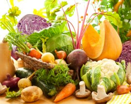 vegetarian muscle building foods