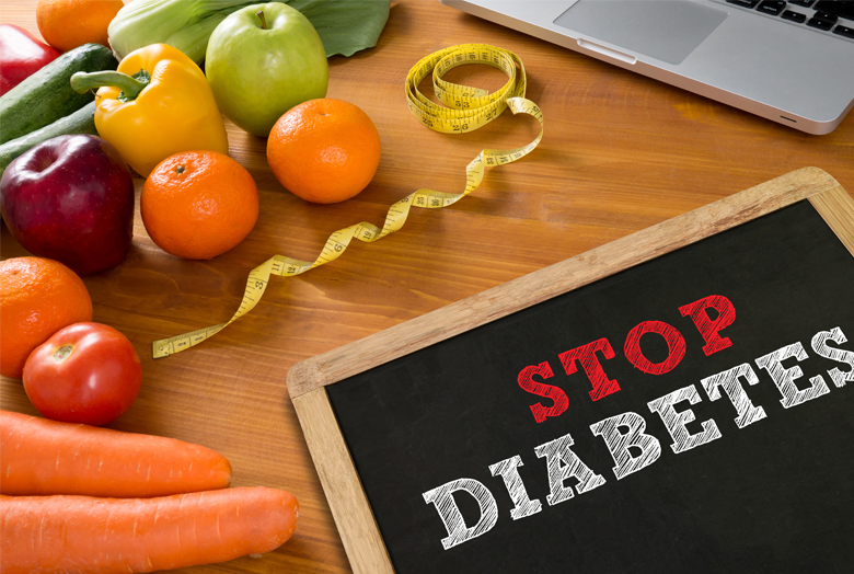 stop diabetes with foods