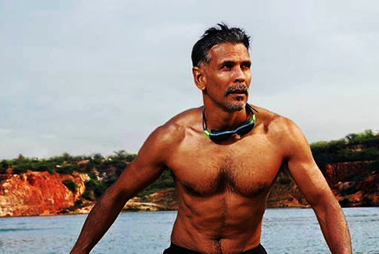 The 'Made In India' Hunk: Milind Soman's Fitness Routine | Gympik Blog