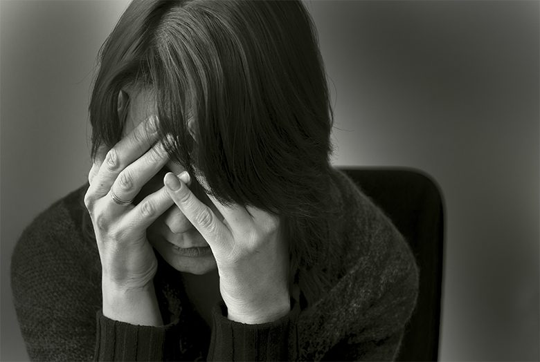 Woman in depression: Know why your Mental Wellness inImportant