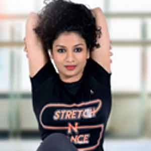 somaya talks on, strengthening with dance