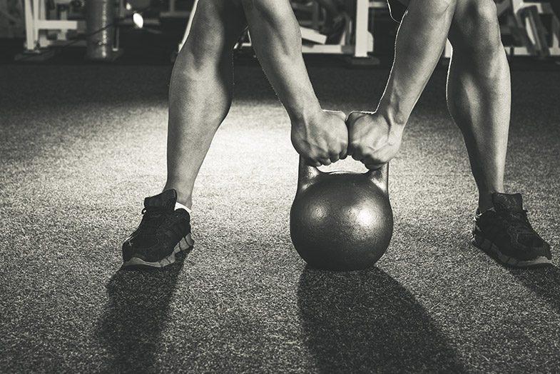 Banner: Strength Training Plan for Stronger you