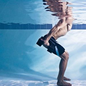 swiming wrkout