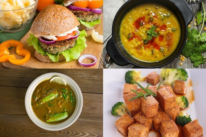 Four Paneer Free Vegetarian Dishes To Break The Stereotype