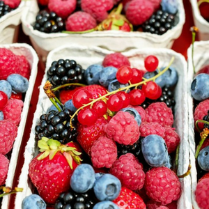 Berries - Foods to Improve Immunity