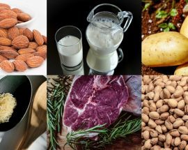 Healthy food to gain weight