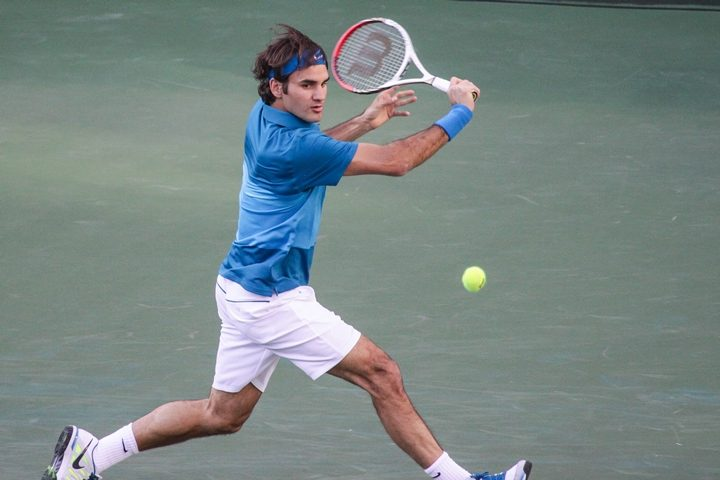 How Roger Federer Aces His Fitness Game!
