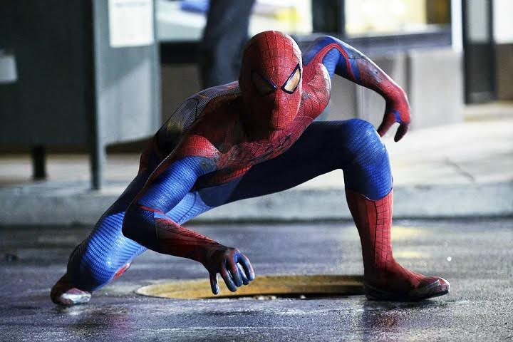 How Does Spider-Man 'Hang On' To Fitness?