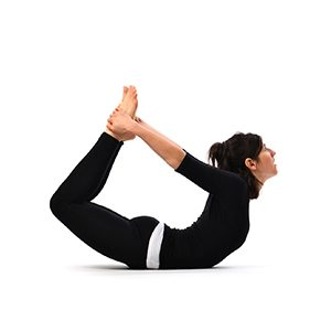 Dhanurasana - Yoga for Naturally Glowing Skin