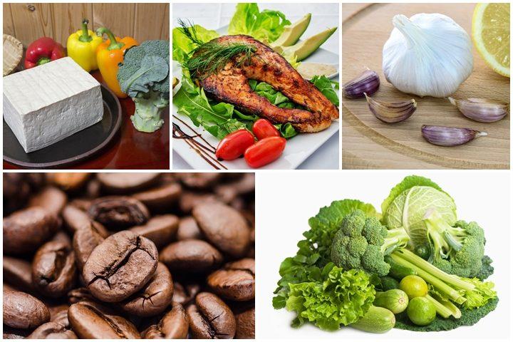 Diet to reduce fatty liver