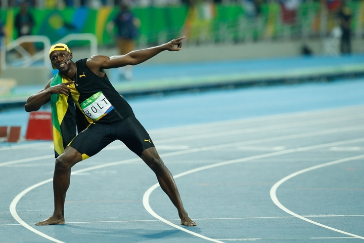 How Usain Bolt Kept His Fitness On Track!