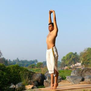 Tadasana - Yoga for Naturally Glowing Skin