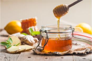 honey for better digestion