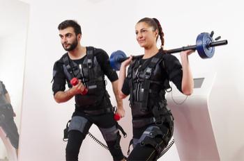 Electro Muscular Stimulation