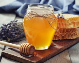 honey for weight loss