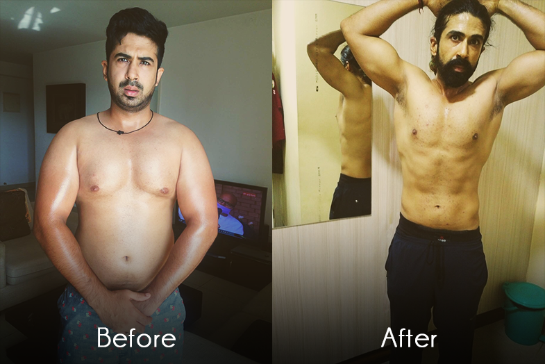 Kuch Heroes Aise Bhi: The Transformation story of Romit Baweja!