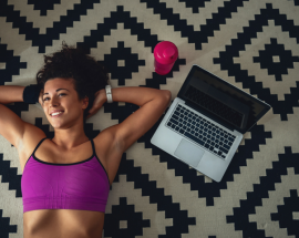 10 Minute Core Workout For A Fitter New You!