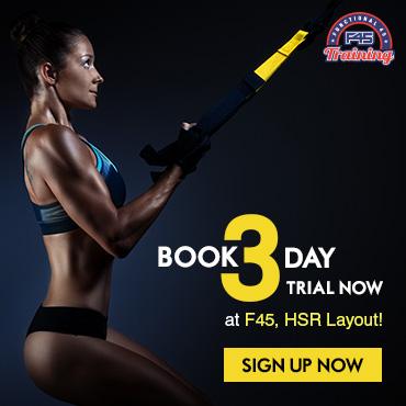 F45 HSR Layout