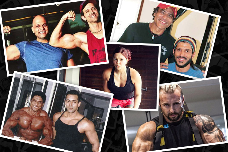 Celebrity fitness trainers
