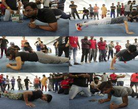 Power Fitness Challenge