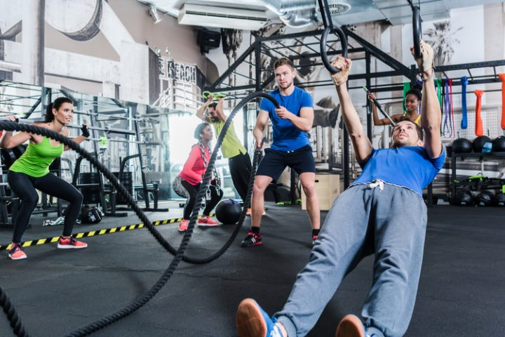 functional training banner