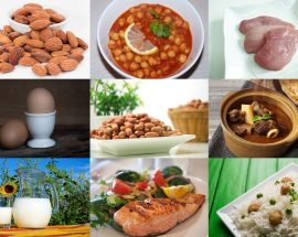 10 protein rich food