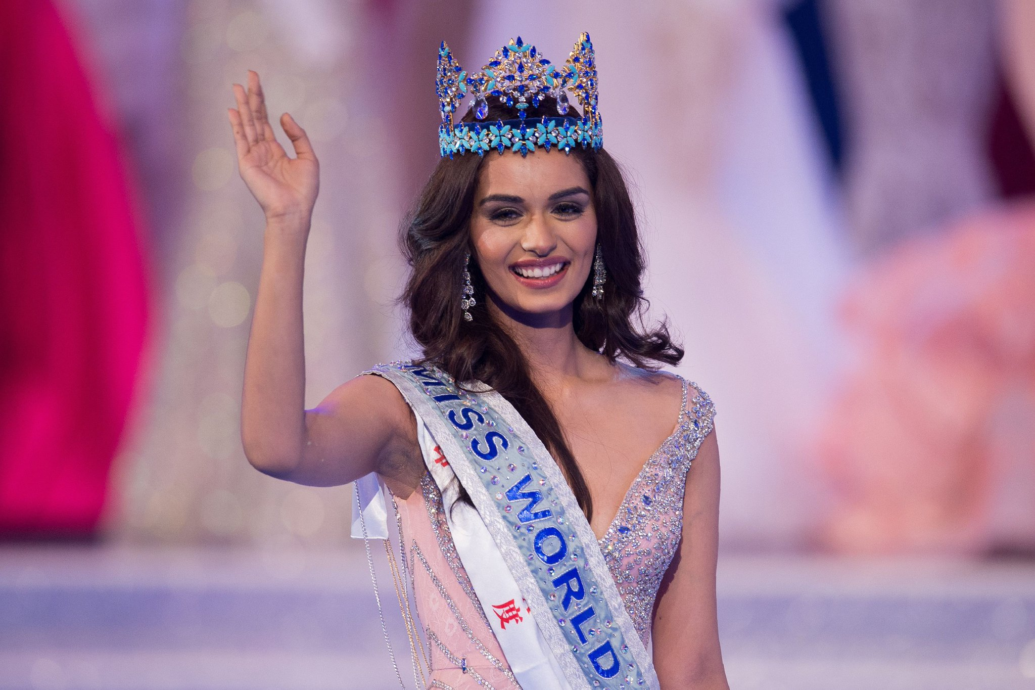 manushi-chillar-workout and diet