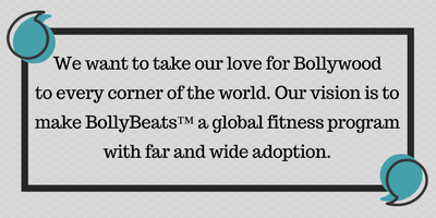 BollyBeats - Note from the Founders