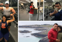 Couple's fitness - Aditi Amar