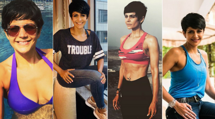 Mandira Bedi - Age is just a number
