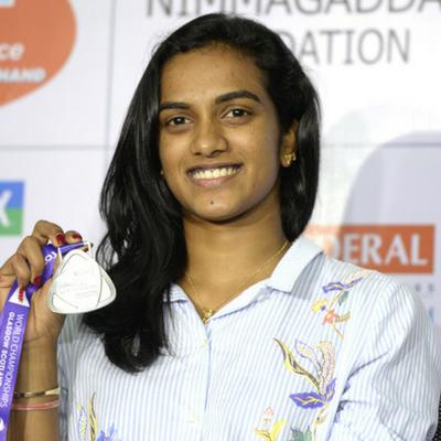 PV Sindhu - Badminton