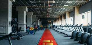 Gym Design Trends That Will Tear Up 2018 - Part 1