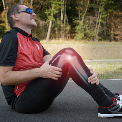 Runner's knee or Patellofemoral Syndrome