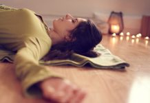 Yoga asanas for better sleep