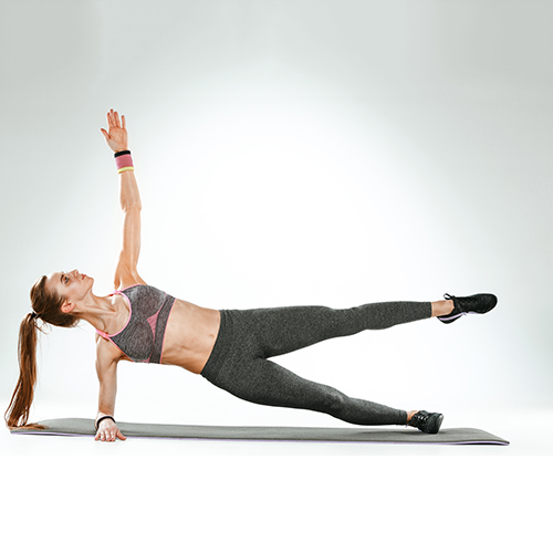 Better posture and balance