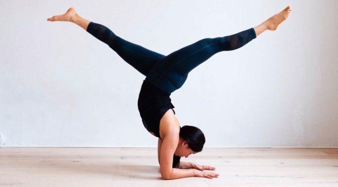 De-Stressing With Yoga Asanas