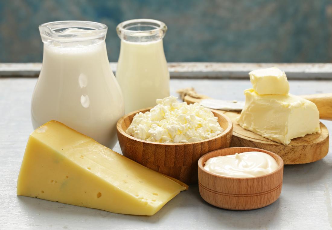 Milk-Milk-Products