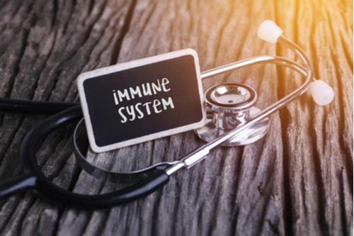 Blue Tea Enhances Immunity