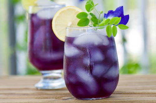 The Elixir called Blue Tea!