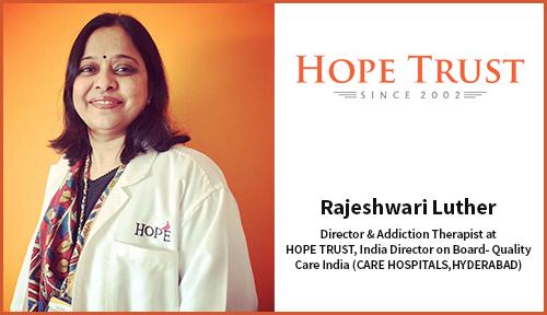 Rajeshwari Luther - Hope Trust
