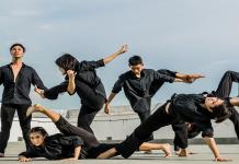 Martial arts training