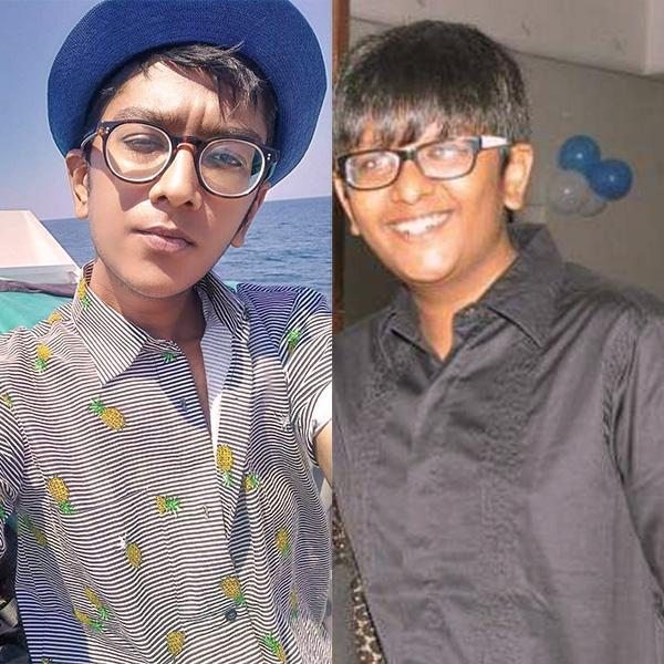 Harsh Kedia - transformation