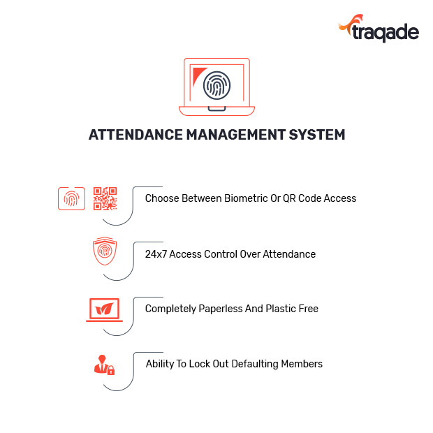 Gym Attendance Management Software