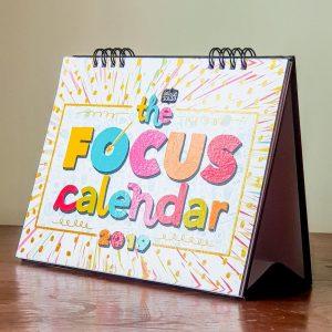 2019 calendar & organizer