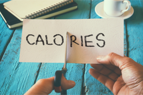 cut calories