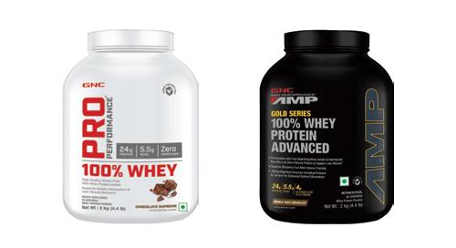 GNC protein powder