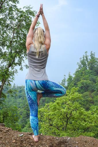 yoga and asanas